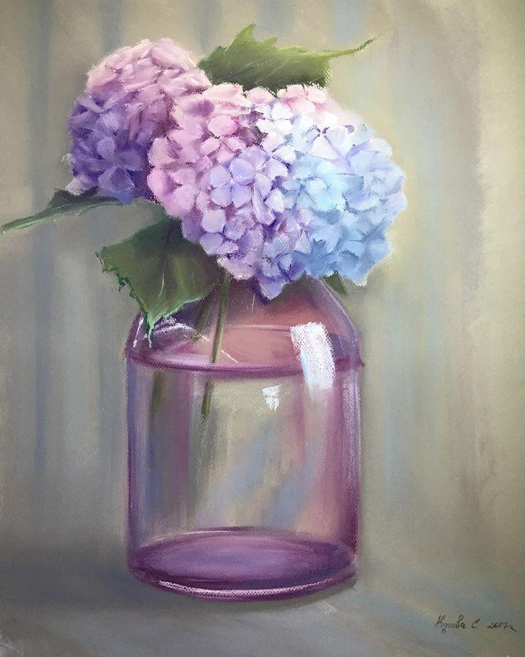 Спасибо огромное @olga_abramova_art  за прекрасно проведённое время и за очень продуктивный мастеркласс!!!  #рисуем_с_olga_abramova_art #art #artist #draw #drawing #пастель #рисуюпастелью #арт #softpastel #pasteldrawing #pastel