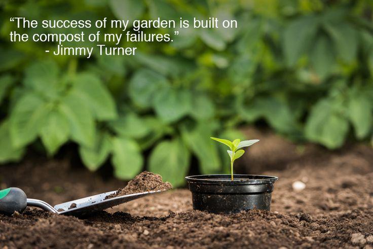 Jimmy Turner Garden Quote