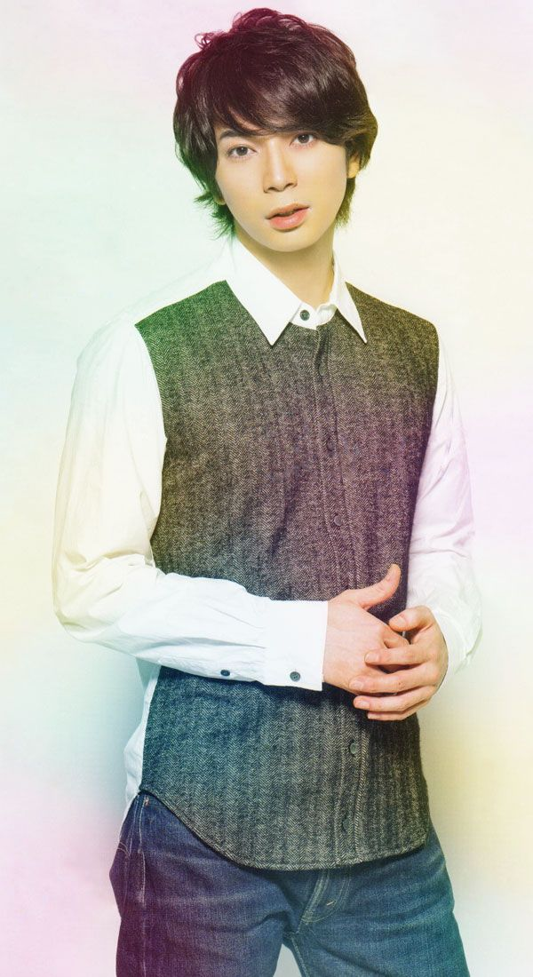 Jun Matsumoto, MatsuJun, Arashi, 松本潤, 嵐 from eyes-with-delight.tumblr.com