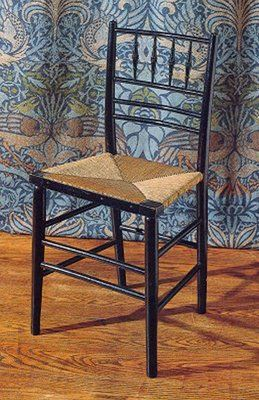 Best Arts And Crafts Chairs Images On Pinterest Ford Liberty - William morris chairs