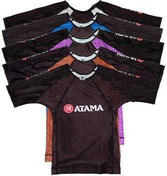 Atama Competition Rash Guards