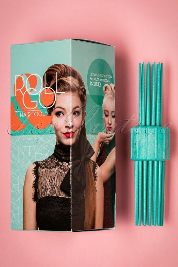 Met deze RollGo Pin Curl Hair Tool Setcreëer je de meest prachtige vintage stijl kapsels in een handomdraai! Was jij ook altijd al jaloers bij het zien van al die prachtige vintage stijl kapsels? Dat is vanaf nu verleden tijd want met deze Roll & Go hair tool creëer jij zelf heel eenvoudig de mooiste pin krullen. Naast de handige hair tool ontvang je een boekje met instructies & tips en uiteraard mag het setje bobby pins niet ontbreken! Zo...