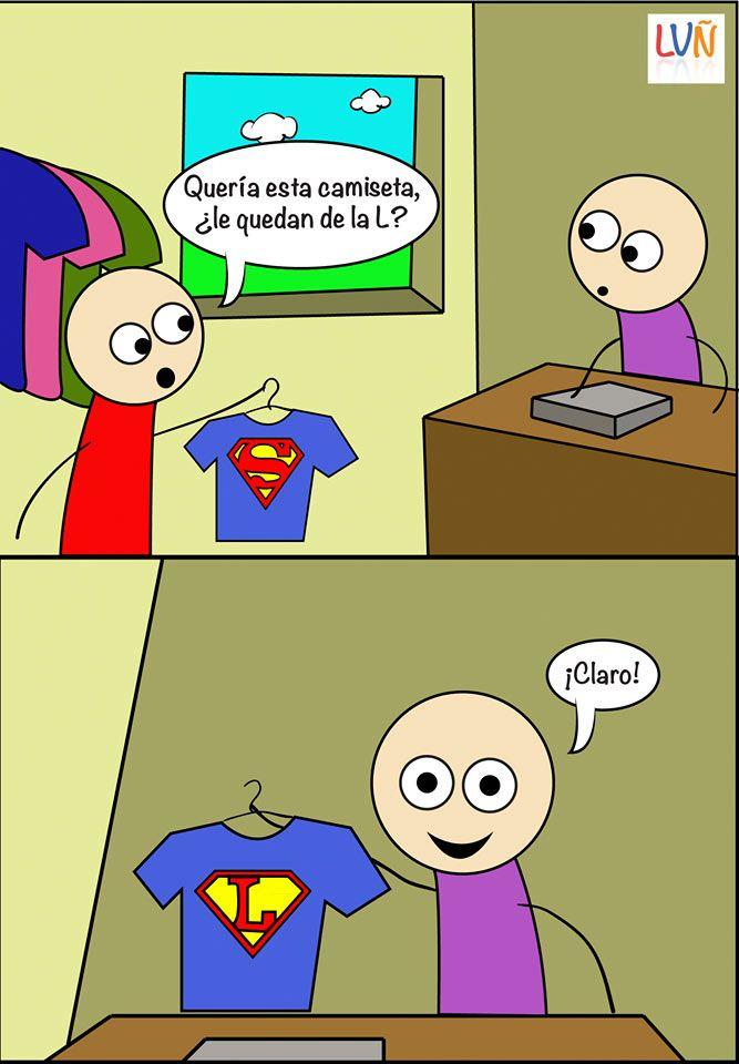 Camiseta de la L. #humor #risa #graciosas #chistosas #divertidas