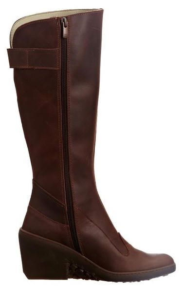 Ladies-Brown-Boots Ladies Spanish Boots from Spain