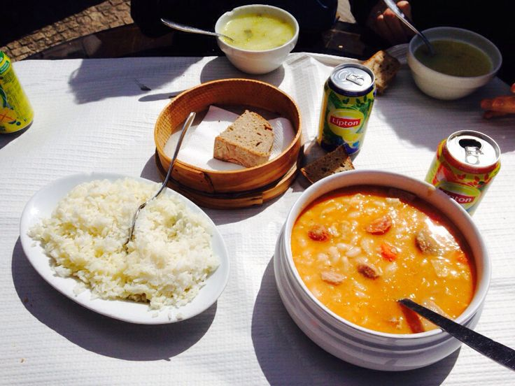 Lunch in Ermelo, Portugal
