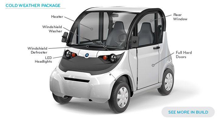 Gem E2 Polaris Gem Gem Electric Car Dream Cars Car
