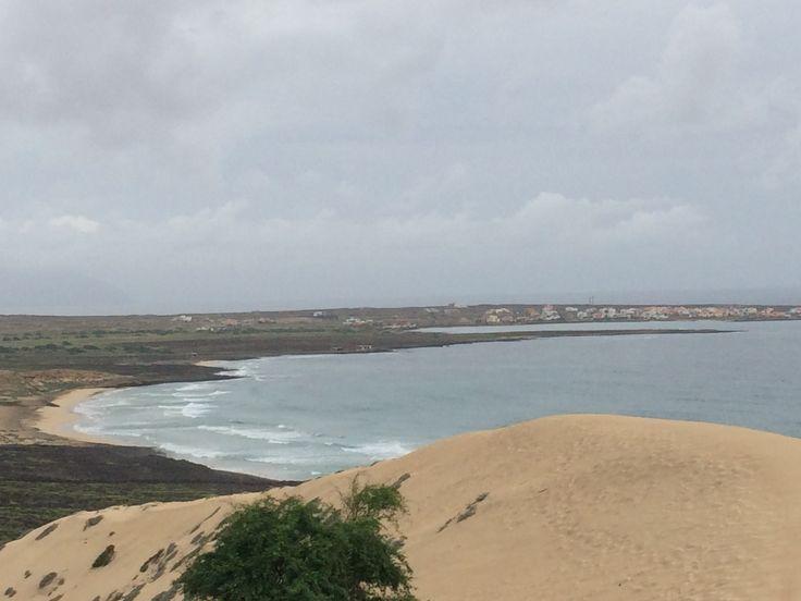 Kap Verden-Sao Vicente-Praja Grande