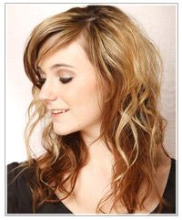 Multi-Tone Blonde Hair | Hair Color Trend: Two Tone Color Splash! : Hairstyles | TheHairStyler ...