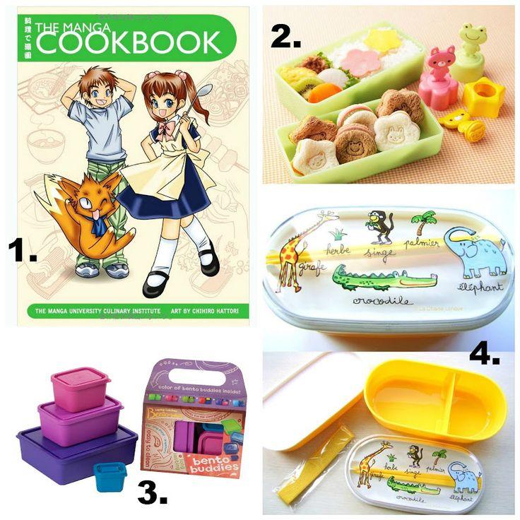 Julia's Bookbag: Happy Happy Lunch: Japanese Bento