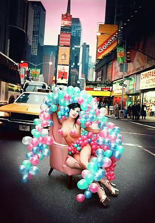 Tomoko Liguori Gallery - September 11 - October 9, 1993 - David LaChapelle