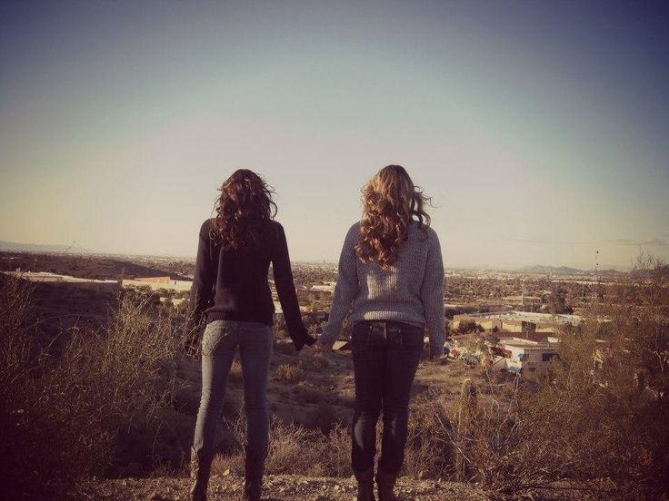 Best Friend Photography :) Pinky Promise