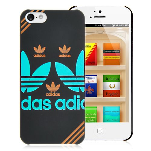 Famous Adidas Sport Brand iPhone 5 Fluorescent Case #adidas #iphone #sportcase #brand #logocase #iphone5case #apple #cellz