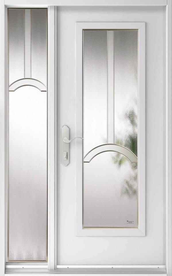 Vitraux - Portes extérieures- UNTTLD - Cassiopea #624