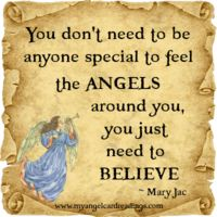 For lots more Angel quotes CLICK HERE ➡ http://www.myangelcardreadings.com/quotes