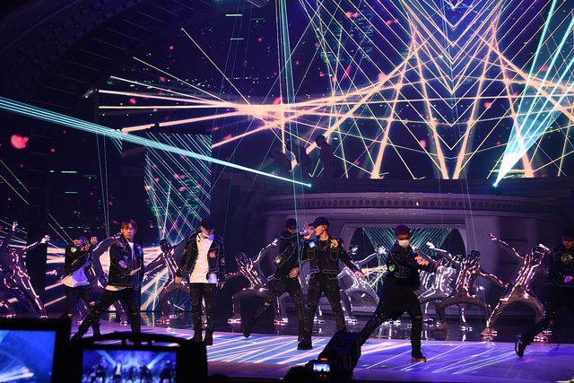 「第67回NHK紅白歌合戦」リハーサル時の三代目 J Soul Brothers from EXILE TRIBE。