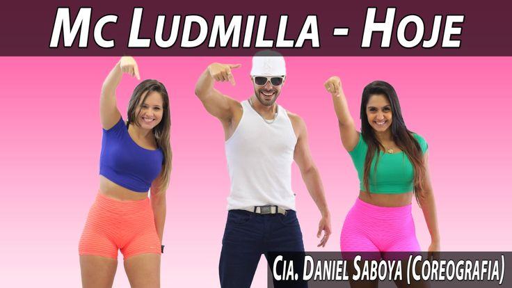 Mc Ludmilla - Hoje Cia. Daniel Saboya (Coreografia)