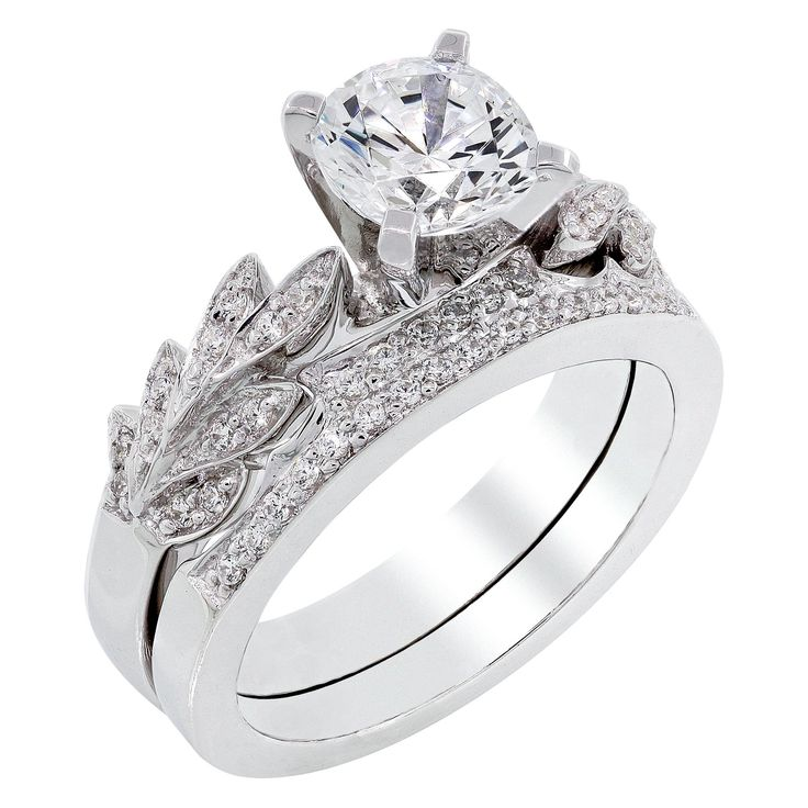 Perfect Inexpensive Engagement Rings Silver And Diamonds