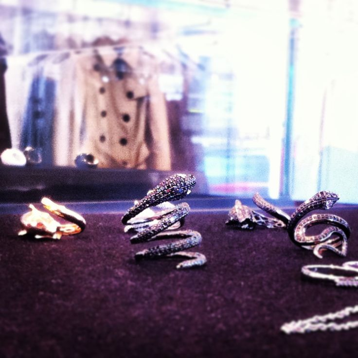 Our stock in store at the lovely Joseph, 77 Fulham Road London xx