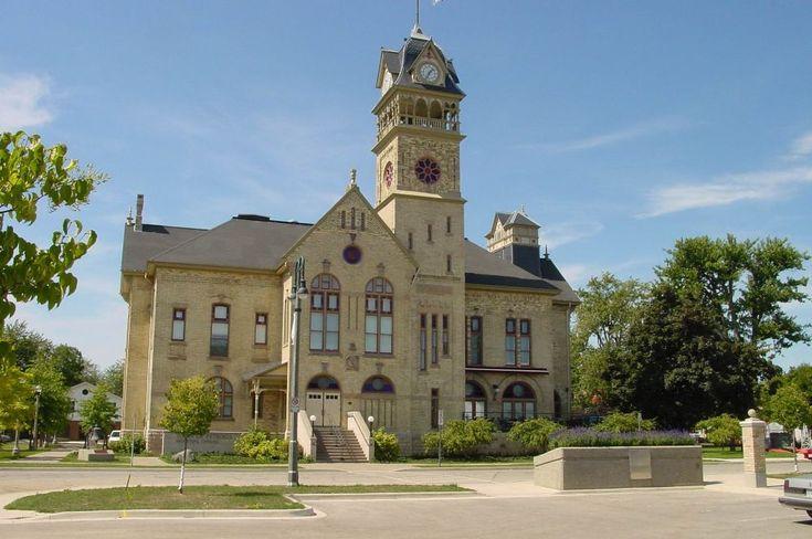Victoria Hall / Petrolia Town Hall, Petrolia