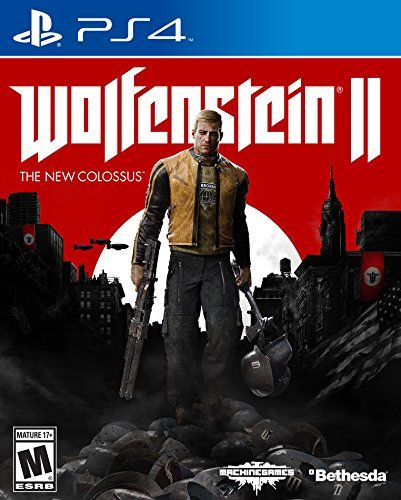 Discounted Wolfenstein II: The New Colossus - PlayStation 4