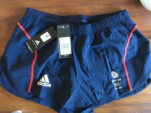 "Adidas team gb london #olympics 2012 das #split shorts size s, 30"" w - #v.rare,  View more on the LINK: 	http://www.zeppy.io/product/gb/2/272347780841/"