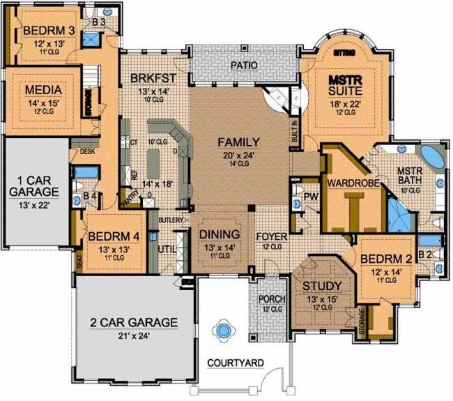 Les 176 meilleures images à propos de Apartamentos sur Pinterest - Logiciel Pour Faire Un Plan De Maison