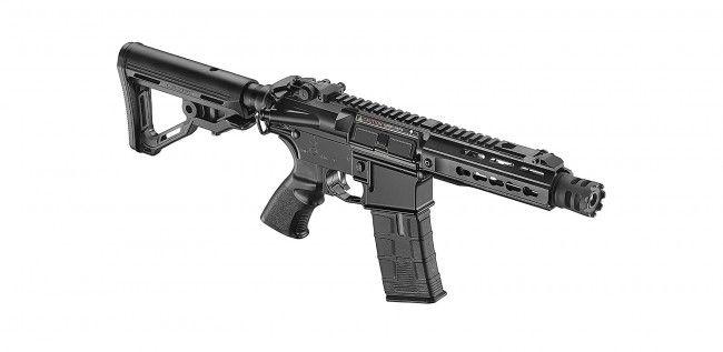 ICS Airsoft Gun CXP UK1 Captain MTR    Gun Length693mm  Weight2840g