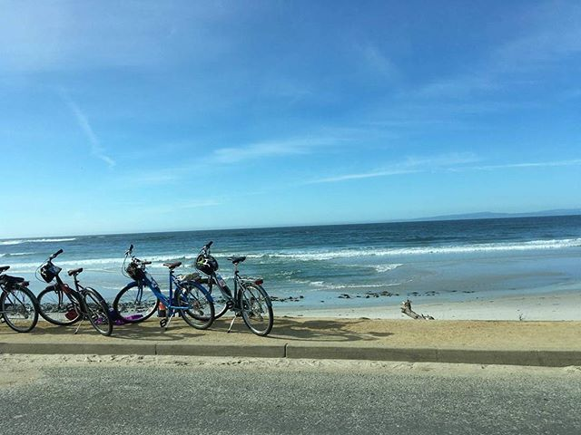 Combinacion perfecta 🚲+ 🌊 #nofilter #relax #17miles #pebblebeach #montereylocals #pebblebeachlocals - posted by kathy chavez https://www.instagram.com/kathychavezb - See more of Pebble Beach at http://pebblebeachlocals.com/