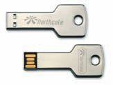 Parece una llave pero es una memoria USB