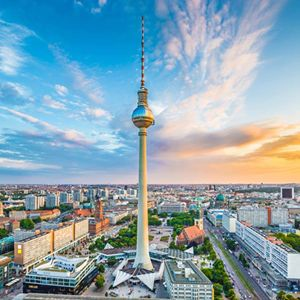 365 WONDERS OF THE WORLD: #128  The TV Tower at Alexanderplatz is Berlin's most prominent landmark.Built in the late 60s, it is still remains the city's tallest structure   Read more>>  http://www.travelstart.co.za/lp/berlin/flights  #365wondersoftheworld #travelstart #berlin #europe #germany