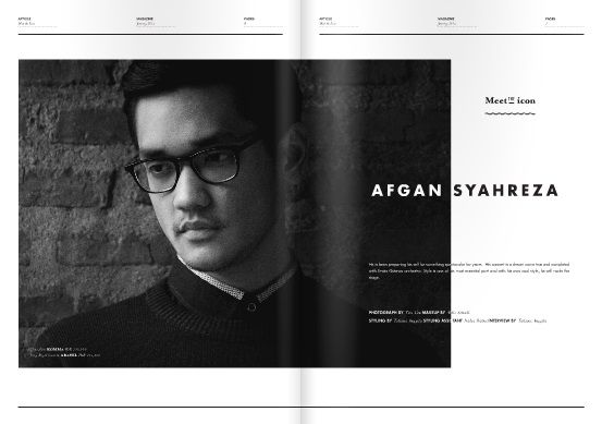 LocalBrand.co.id e-Magazine Meet The Icon : Afgan Syahreza | 33th edition | Nine To Five Issue all wardrobe by LocalBrand.co.id Click issuu.com/... for read the e-Magazine #LocalBrandID How to buy? Visit www.localbrand.co.id Line : localbrandid SMS/WA : +62858 3015 3333 BBM : 7436815A BB channel : LocalBrand.co.id
