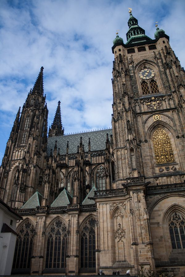 St. Vitus cathedral by Eugene Sokolenko on 500px