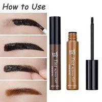 Wish | Brows Gel 5g Peel-off Eyebrow Tint Long Lasting Waterproof 3 Color