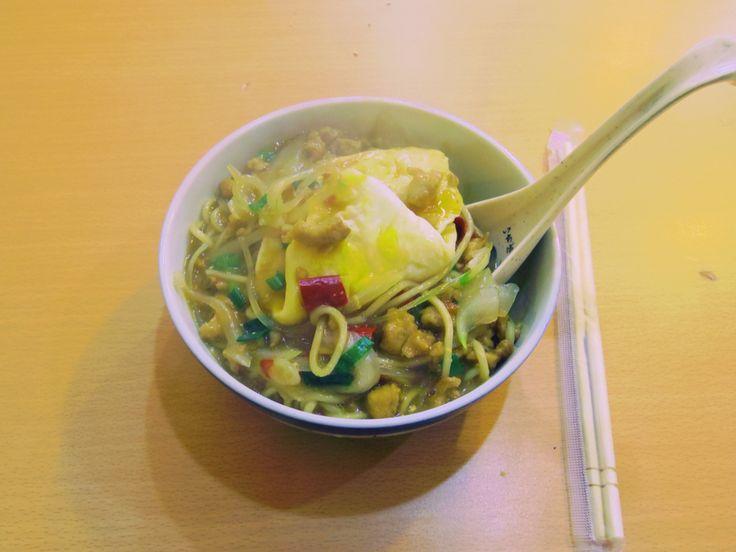 last breakfast 宮保鶏丁麺 at JSP