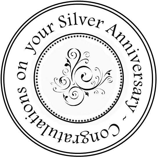 Anniversary Freebies - 25th, 30th, 40th, 50th, 60th