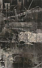 Čestmír Janošek - Kresba z 2. cyklu č.1 - detail díla