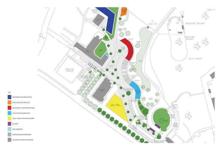 Campus Masterplan, Northop College