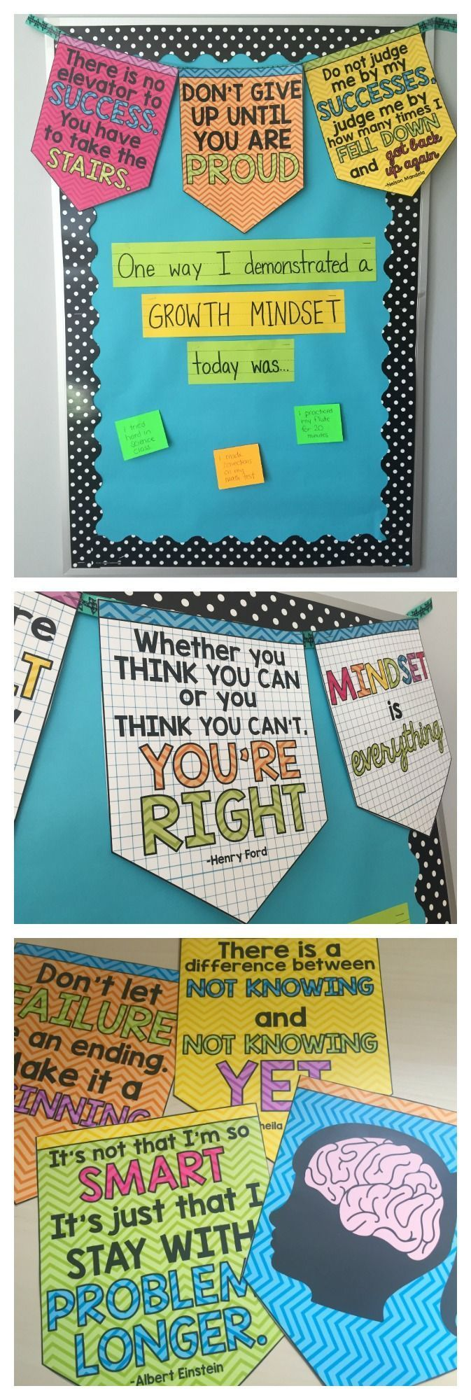 Growth Mindset Banner