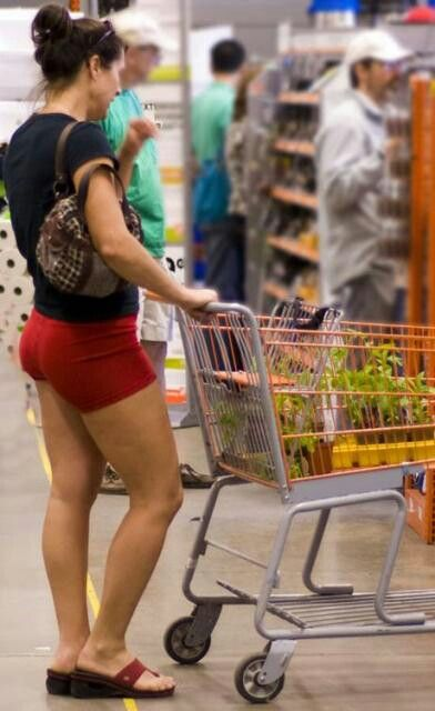 Excellent Nude girls at home depot you incorrect