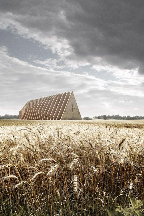 Church Prototype by Vaillo + Irigaray