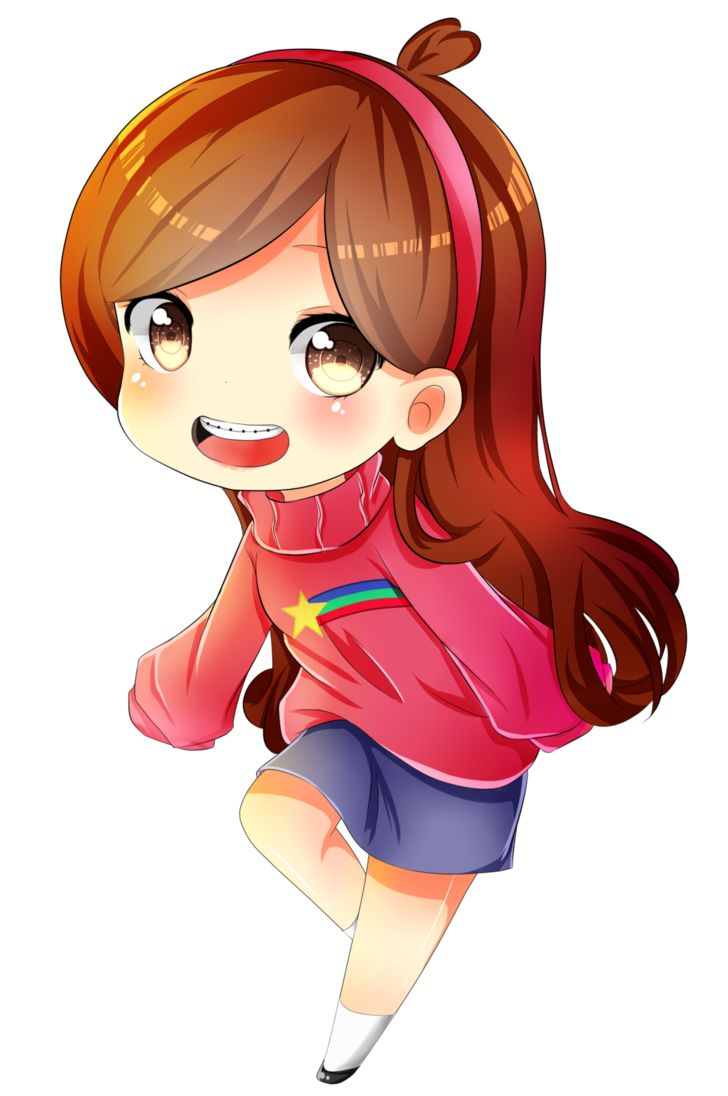 CHIBI-Mabel Pines by Syoa-Kun on DeviantArt