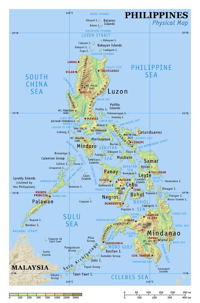 13 best Philippines Map - Simple images on Pinterest Philippine - best of world map estonia highlighted