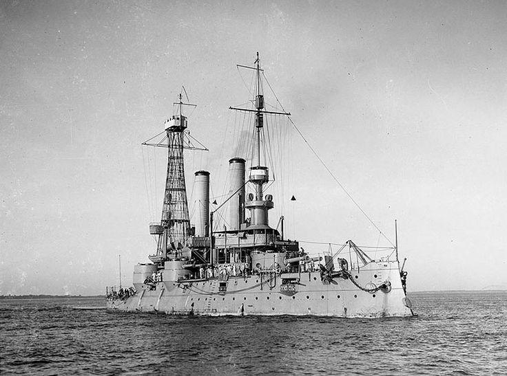 MaritimeQuest - USS Iowa (Battleship #4) BB-4