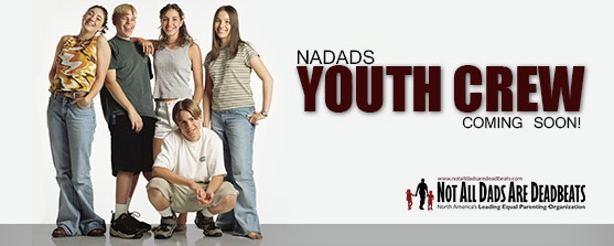 """""""NADADs is putting out a call to action for anyone from the ages of 14 - 18 who would like to be a part of the NADADs Youth Crew staff. We are looking for dedicated teens who wish to expand their experiences and skills by writing blogs, participating in support campaigns, submitting poetry/music/art, and much more!"""""""