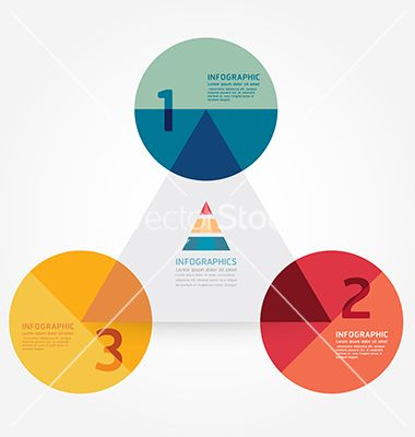 Modern design minimal style infographic template vector by pongsuwan on VectorStock®