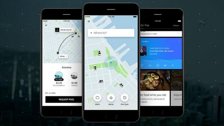 #uber head of #machinelearning : how redesigned #mobile #app is smarter + #personalized #data #technology #ML #AI  http://www.techworld.com/apps/how-uber-made-its-redesigned-app-smarter-with-machine-learning-3649115/ …