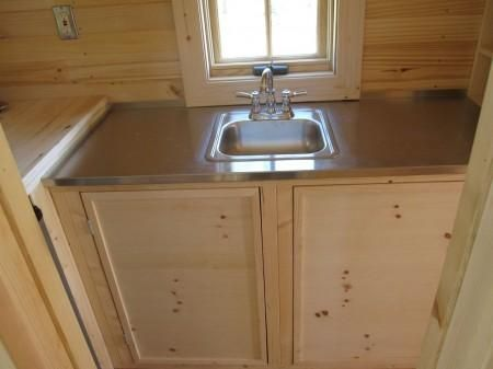 Tiny kitchen...
