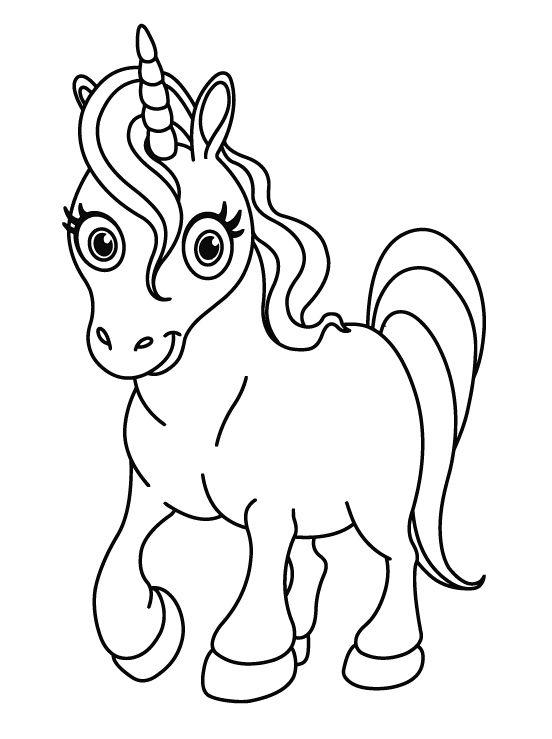 Unicorn Strawberry Shortcake Coloring Pages Unicorn ...