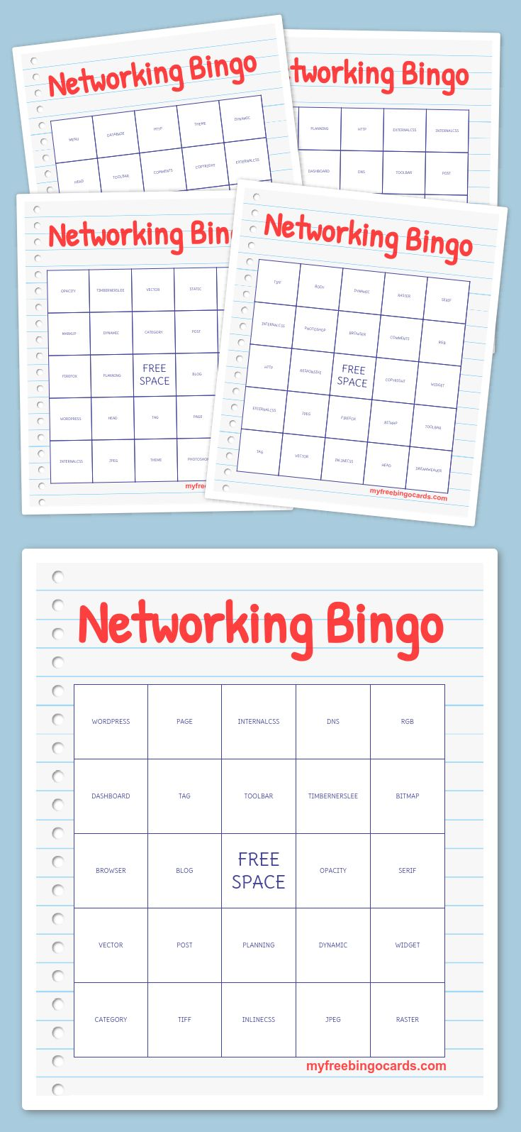 Free Printable Bingo Cards Bingo card generator, Free