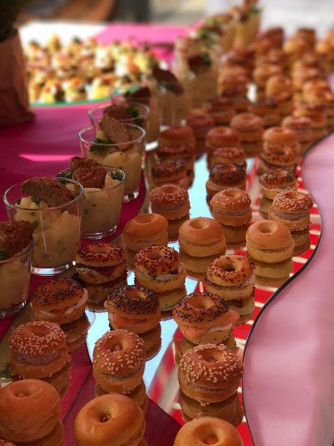 Finger Food Hochzeitsempfang, Hochzeit am See, Herbsthochzeit, Berghochzeit, Pink, Rosa, Riessersee Hotel, Garmisch-Partenkirchen, Bayern, Hochzeitslocation, Hochzeitsplanerin Uschi Glas, Gerbera